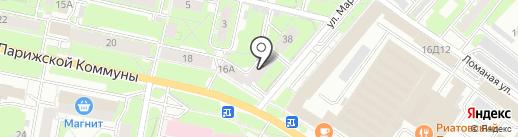 Домашняя вентиляция Иваново на карте Иваново