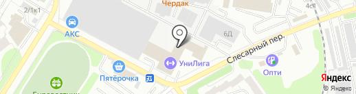 РусМолКом на карте Иваново