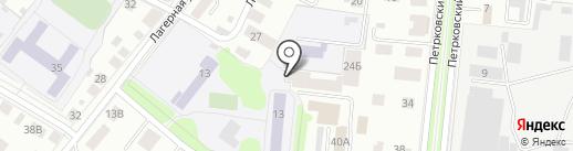 Tiande на карте Костромы