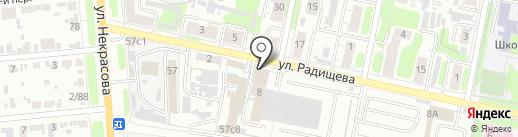 Дилявер на карте Иваново