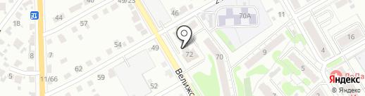 Центр линолеума на карте Иваново