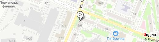 Гобелен & Текстиль на карте Иваново