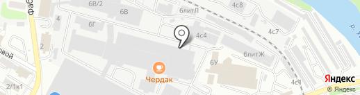 Пестрый мир на карте Иваново