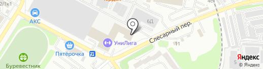 Vaillant на карте Иваново
