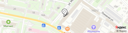 Двери-Дизайн на карте Иваново