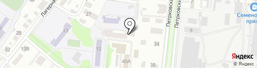 HELPCITOV на карте Костромы