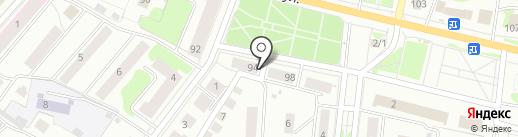 Айда. ТВ на карте Костромы