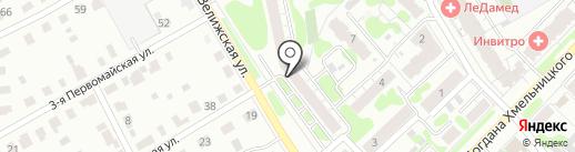Follow Event на карте Иваново