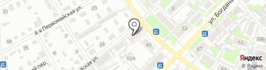 Запчасть-торг на карте Иваново