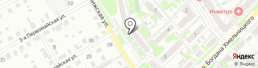 SV-Auto на карте Иваново