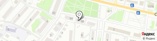Мастерская на карте Костромы