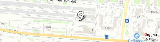 Block Auto на карте Иваново