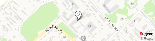 Росинформагротех на карте Новокубанска