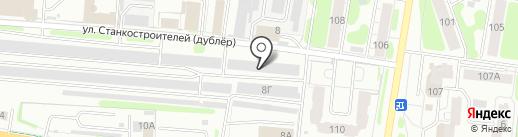 Автодок+ на карте Иваново
