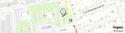Успех на карте Иваново