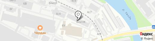 АНТЭЛ МК на карте Иваново