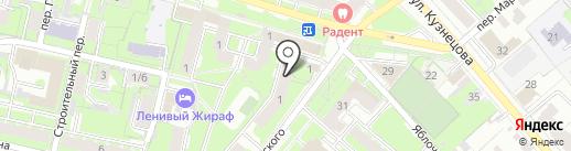 Формула безопасности на карте Иваново