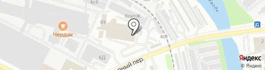 Спутник+ на карте Иваново