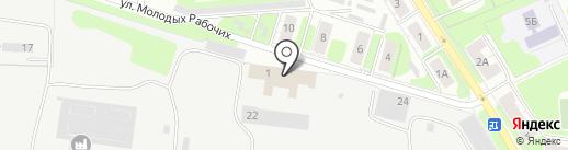 Отдел государственного контроля, надзора и охраны водных биологических ресурсов по Ивановской области на карте Иваново