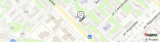 Гром на карте Иваново