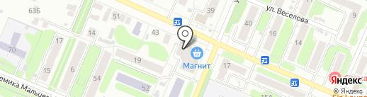 Целитель на карте Иваново