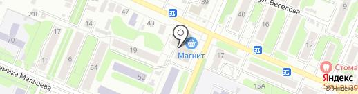 Подружка плюс на карте Иваново