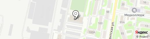 Арбалет 37 на карте Иваново