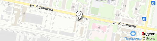 Коннект на карте Иваново