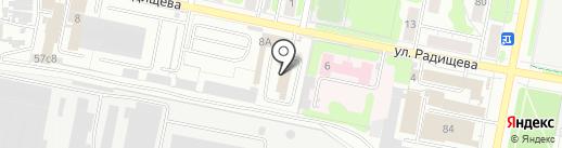 ЛИДЕРТЕКС на карте Иваново