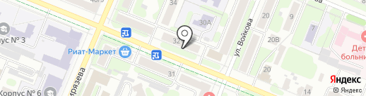 Фотосалон на карте Иваново