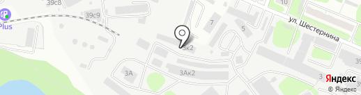 Автоцентр на карте Иваново