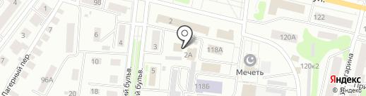 Чистюля Cleaning на карте Костромы