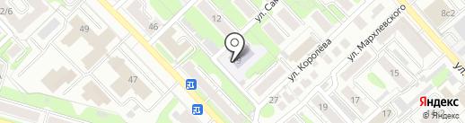 Детский сад №102 на карте Иваново
