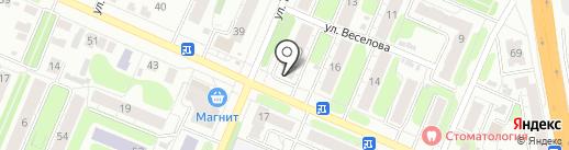 Пульс на карте Иваново