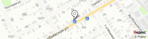 ЛЕОНИС на карте Иваново