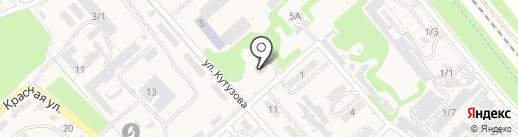 Вариант на карте Новокубанска