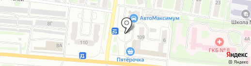 Апельсин на карте Иваново