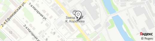 Леон на карте Иваново