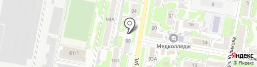 Наркологический кабинет на карте Иваново