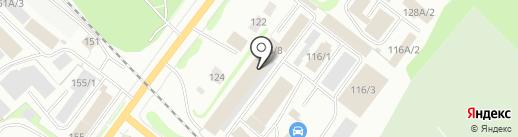 СтальТрейд-Кострома на карте Костромы