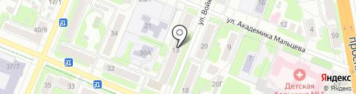 Забор37.РФ на карте Иваново