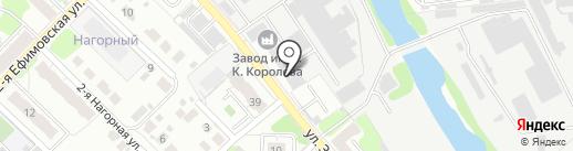 Техмашторг на карте Иваново