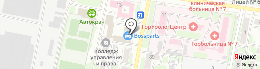 Перспектива на карте Иваново