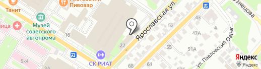 РТИ на карте Иваново