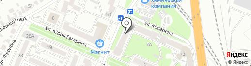 Leditex.ru на карте Иваново