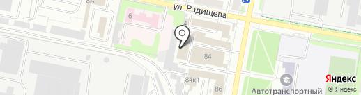 Modellini на карте Иваново