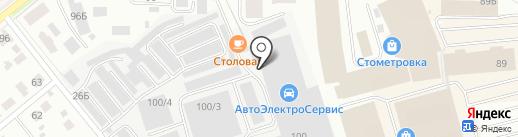 Zooпровизия на карте Костромы