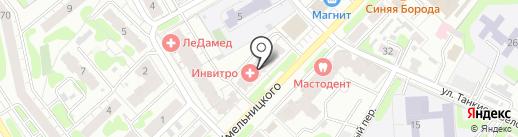 АкваДом на карте Иваново