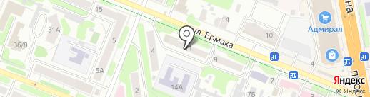 ИКБ Совкомбанк на карте Иваново