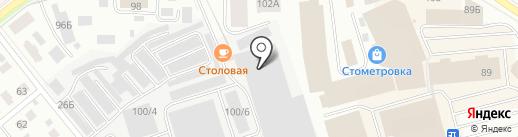 Horecatrade на карте Костромы